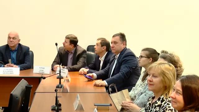 Встреча руководства города с представителями бизнес сообщества Ивантеевки 00 01 12