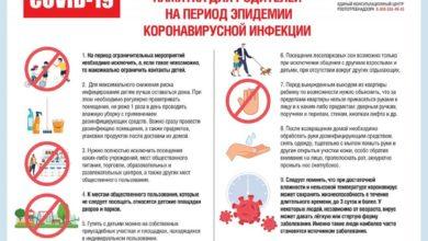 Photo of Роспотребнадзор призвал не гулять на детских площадках во время карантина