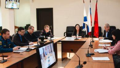 Photo of Проведено очередное заседание Антитеррористической комиссии г.о. Ивантеевка