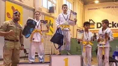 Photo of Юный спортсмен из Ивантеевки занят 3 место на турнире по дзюдо