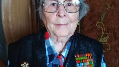 Photo of Варвара Филипповна Ильинская — ветеран ВОВ