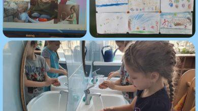 Photo of Воспитанники детского сада №18, узнали много нового и интересного о микробах