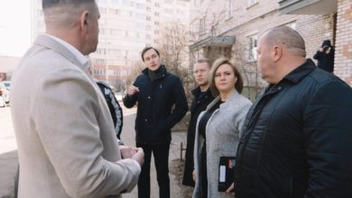 Photo of Общественная палата совместно с депутатами провела осмотр подъездов МКД