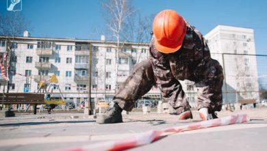 Photo of Приступили к строительству плоскостного фонтана в сквере на Центральном проезде