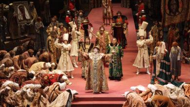 Photo of Большой театр впервые покажет онлайн спектакли из «золотого фонда