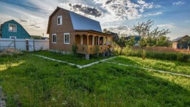 Photo of В Подмосковье растет спрос на аренду дачных домов для самоизоляции