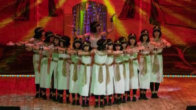 Photo of Фотоотчет с концерта «Сила Египта» студии восточного танца «Беллина»