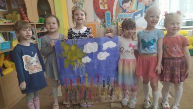 Photo of Воспитанники детского сада №18 освоили нетрадиционное рисование