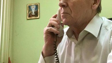 Photo of Депутат Совета депутатов Василий Коржев дистанционно провел приём граждан