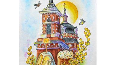 Photo of Поздравляем вас с великим праздником Пасхи Христовой!