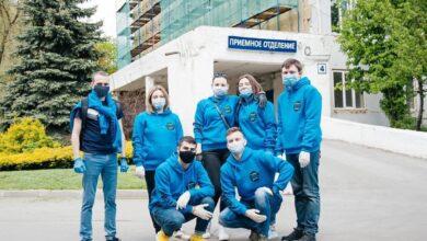 Photo of Волонтеры Молодёжного парламента при Совете депутатов г.о. Ивантеевка продолжают оказывать помощь.