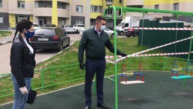 Photo of В Ивантеевке проверили  безопасность детских игровых комплексов