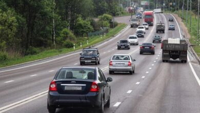 Photo of Минтранс Подмосковья предупреждает: число транспорта в регионе растёт