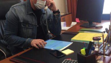 Photo of Председатель Совета депутатов провел дистанционный прием жителей