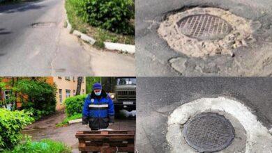 Photo of Проведены ремонтно-восстановительные работы водопроводного колодца
