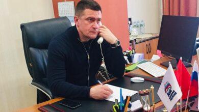 Photo of Председатель Ивантеевского Совета депутатов провел дистанционный прием жителей