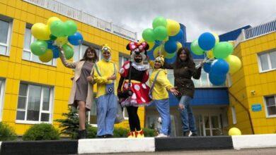 Photo of Коллектив Центра культуры и искусств им. Л.Н. Кекушева поздравил юных ивантеевцев с Днём защиты детей!