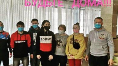 Photo of Уже три месяца в Молодежном Центре работает штаб волонтеров