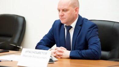 Photo of Глава Ивантеевки Максим Красноцветов принял участие в рабочем совещании под председательством губернатора МО