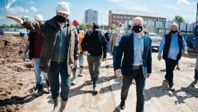 Photo of В городе продолжается строительство социальных объектов