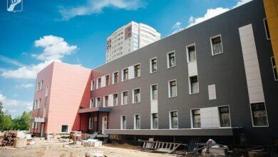 Photo of В городе продолжается строительство двух новых детских садов на 125 и 190 мест