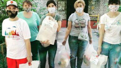 Photo of Волонтерский десант общественной организации «Радость моя» продолжает свою работу