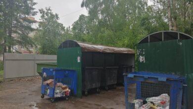 Photo of В Ивантеевке произведен мониторинг контейнерных площадок