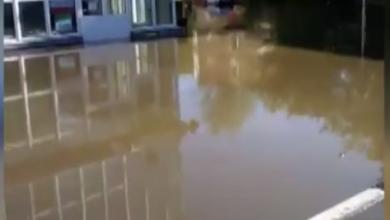 Photo of Фабричный проезд опять затопило