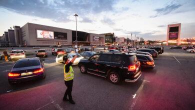 Photo of Более 1,6 тыс автомобилей со зрителями приехали на открытие кинопаркингов в Подмосковье