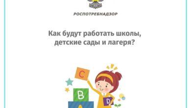 Photo of Требования по организации работы образовательных организаций для детей и молодежи