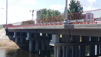 Photo of В Ивантеевке завершен ремонт моста через р. Уча