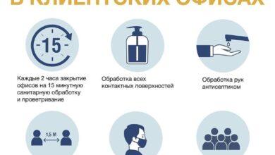 Photo of Меры профилактики в клиентских офисах МосОблЕИРЦ