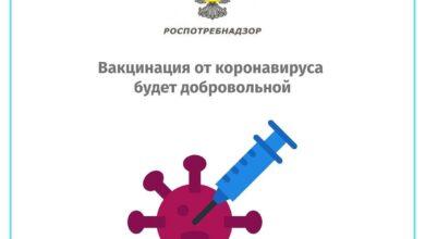 Photo of Каждый гражданин России сможет сам решить, будет он прививаться от коронавируса COVID-19 или нет