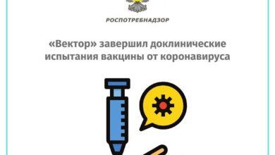 Photo of Испытание вакцины на людях начнется 15 июля, как и было анонсировано ранее