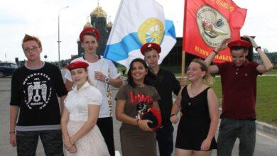 Photo of 12 июля для жителей Ивантеевки состоялась автобусная экскурсия в парк «Патриот»