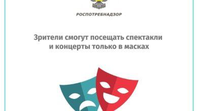 Photo of Роспотребнадзор подготовил методические рекомендации по профилактике коронавируса в театрах и на концертах