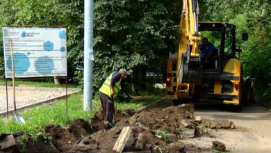 Photo of Территория комфорта. В Ивантеевке ведутся работы по комплексному благоустройству дворовых территорий (видео)