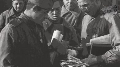 Photo of Молодогвардейцы продолжают «оживлять» письма ветеранов и героев Великой Отечественной войны