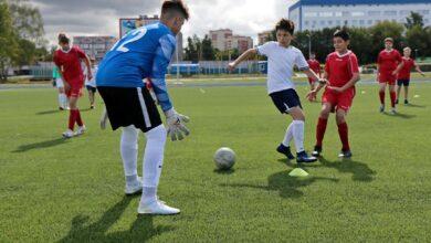 Photo of Завершился муниципальный этап Всероссийского фестиваля дворового футбола 6×6