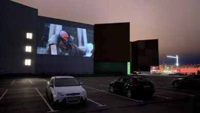 Photo of Ивантеевцы могут посмотреть фильмы в автокинотеатре