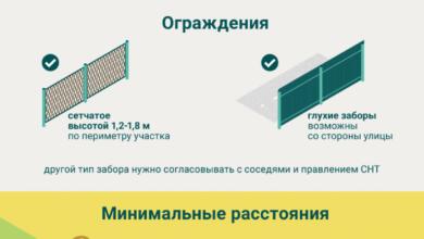 Photo of Правила застройки садовых участков в Ивантеевке