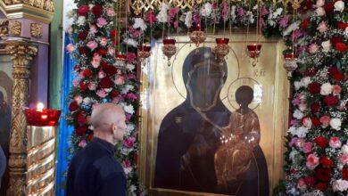 Photo of Ивантеевская святыня. В Смоленском храме — престольный праздник (видео)