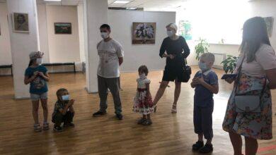 Photo of В библиотеке прошла экскурсия для социально-реабилитационного центра «Теремок»