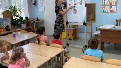 Photo of Дошколята из детского сада «Ручеек» стали строителями