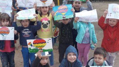 Photo of День полетов на воздушном шаре в детском саду «Улыбка»