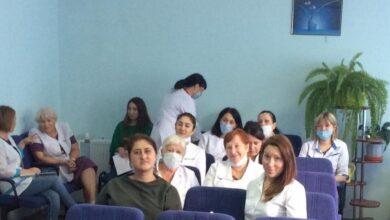 Photo of Состоялась лекция для медицинских работников Ивантеевки