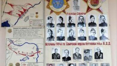 Photo of Открылась выставка «Герои Свири»