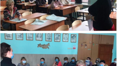 Photo of В МБОУ «Гимназия №6» г.о.Ивантеевка прошёл 8 обучающий семинар #pro_жкх2020