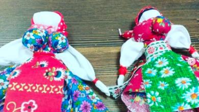 Photo of В АНО «Радость моя» состоялось первое в этом учебном году занятие по изготовлению авторской куклы