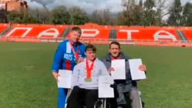 Photo of Поздравляем спортсменов с успешным выступлением на областных соревнованиях!